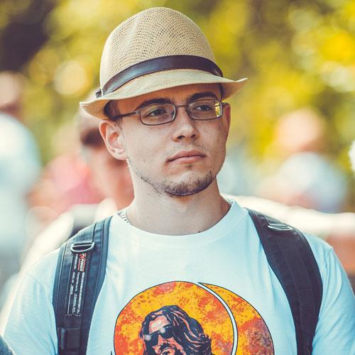 Константин Куклаксыз / Frontend developer