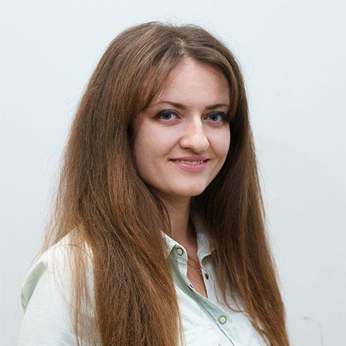 Ирина Хафез / Business Development Manager