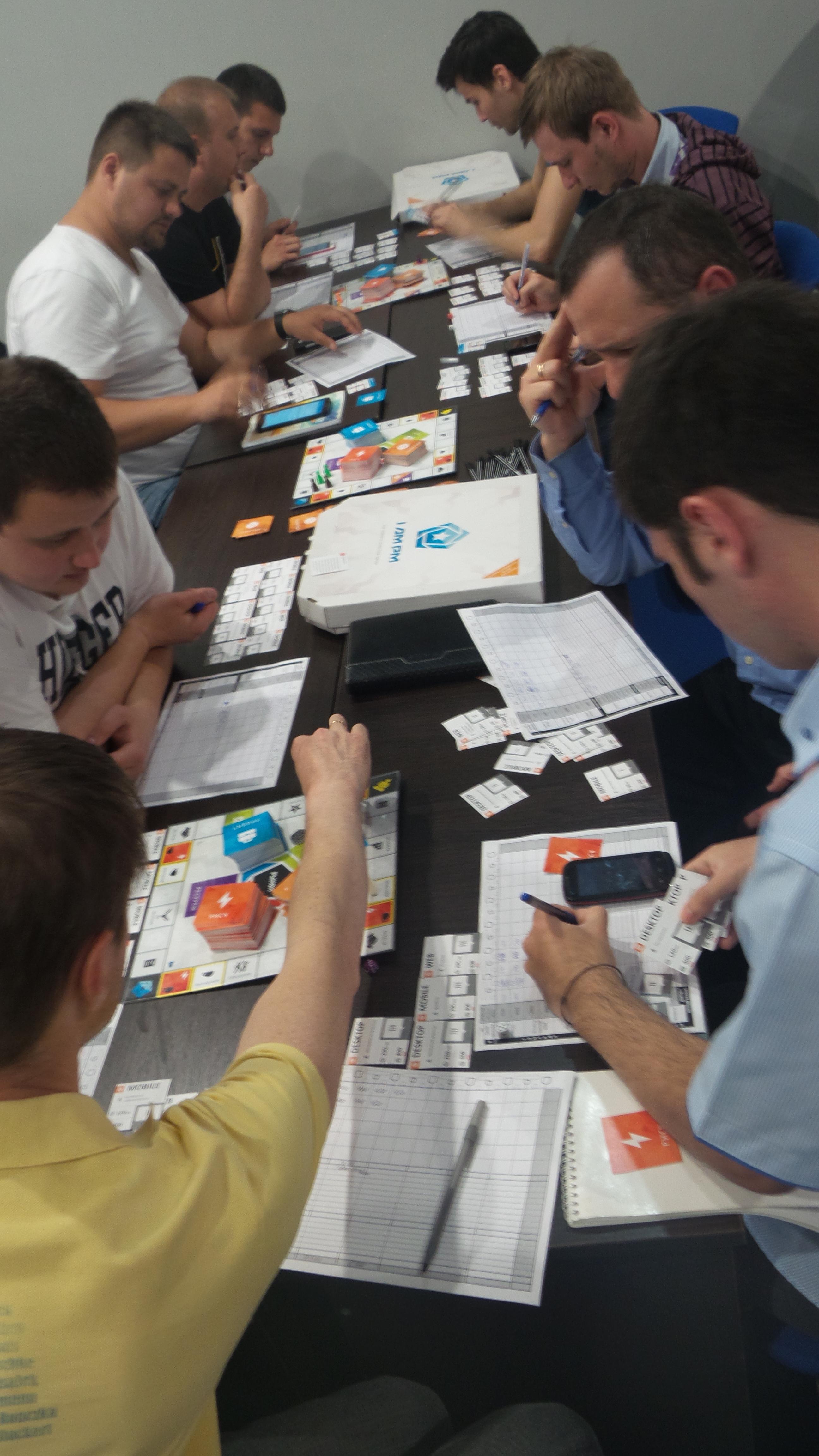 Игровой клуб в Компьютерной Академии Шаг 3