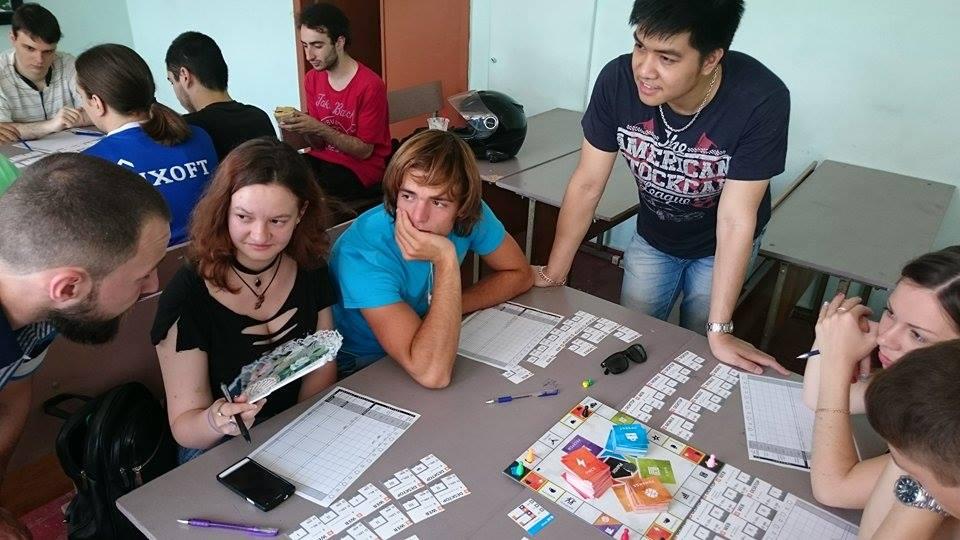 Игровой клуб в ОНПУ 3
