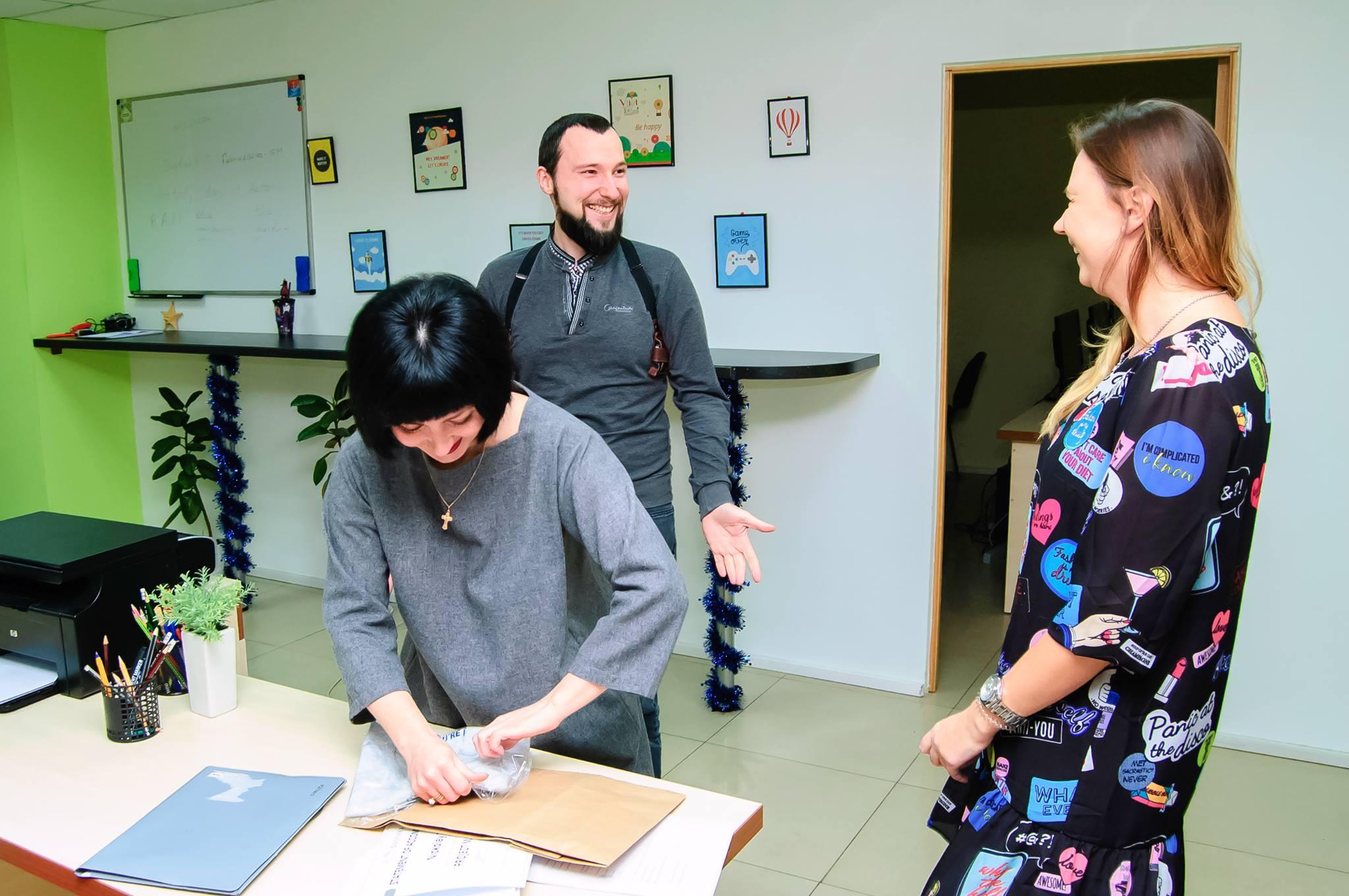 Награждение студентов DAO PM (февральский выпуск) 6