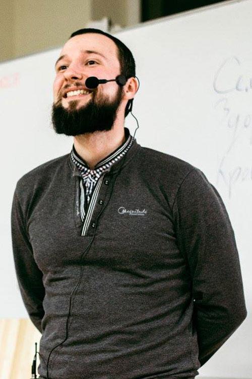преподаватель курса DAO PM