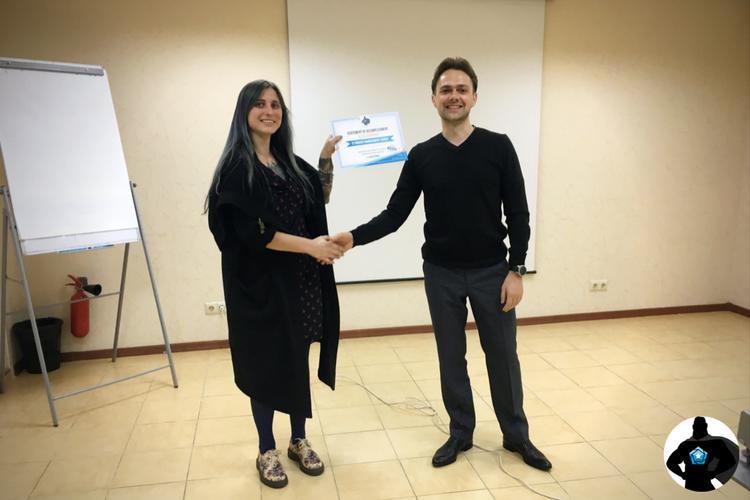 Интервью со студенткой Productman: Алла Лексукова1