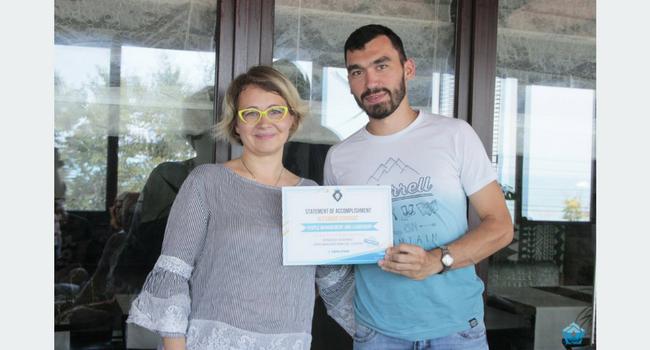Интервью Александром Старовитом — выпускником курсов DAO LEAD, DAO PM, Middle PM 1