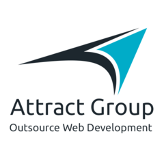 Attract Group logo