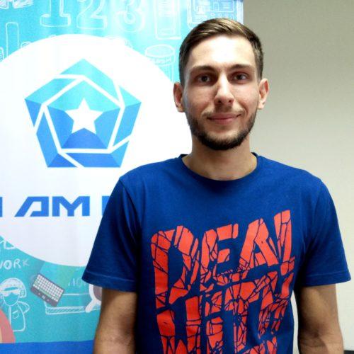 Дмитрий Ховрич / Fullstack developer