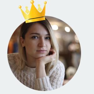 Евгения Дычко, эксперт Content Master