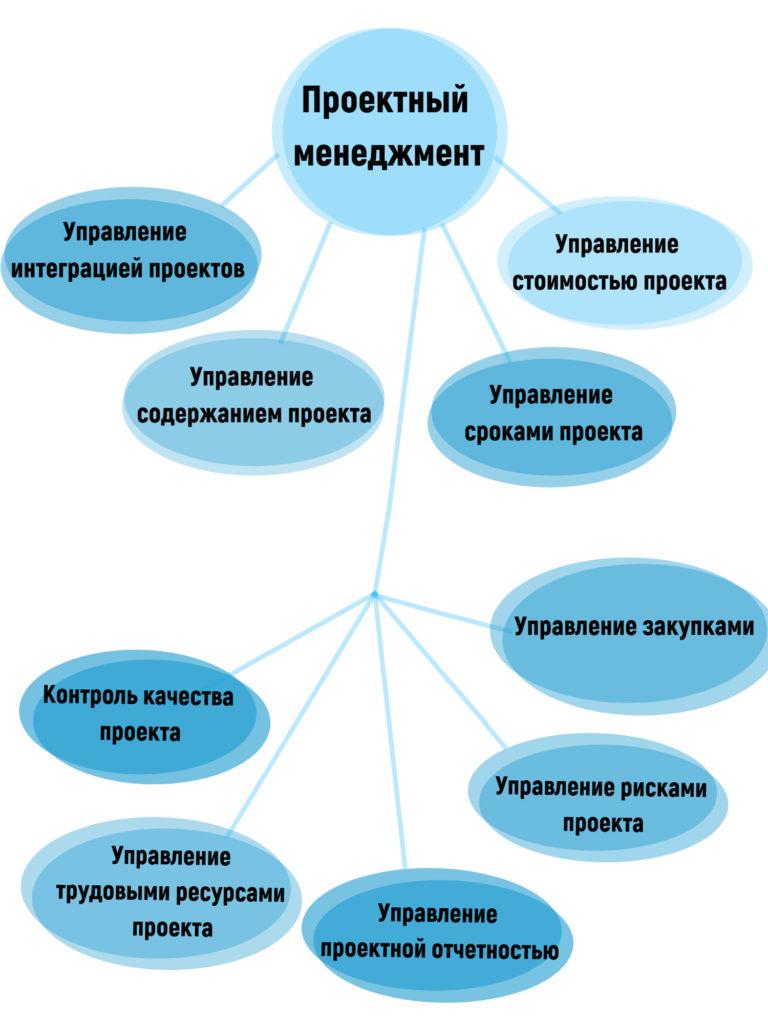 Компетенции проектного менеджмента