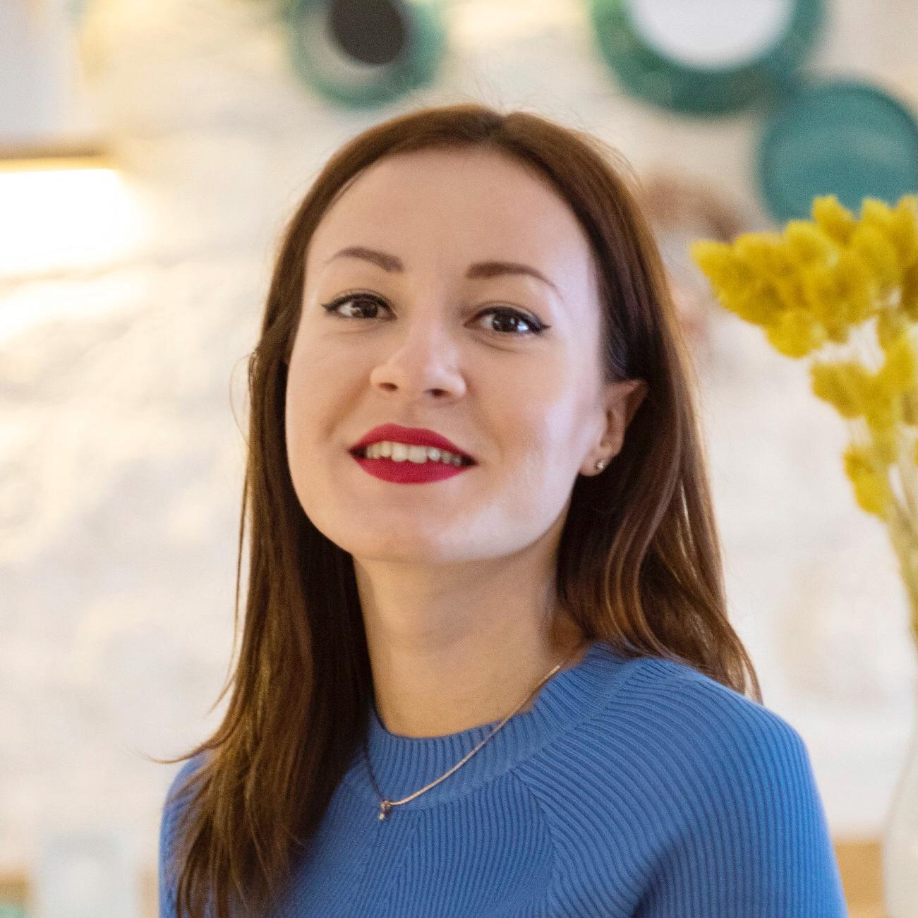 Marina Nikitchuk