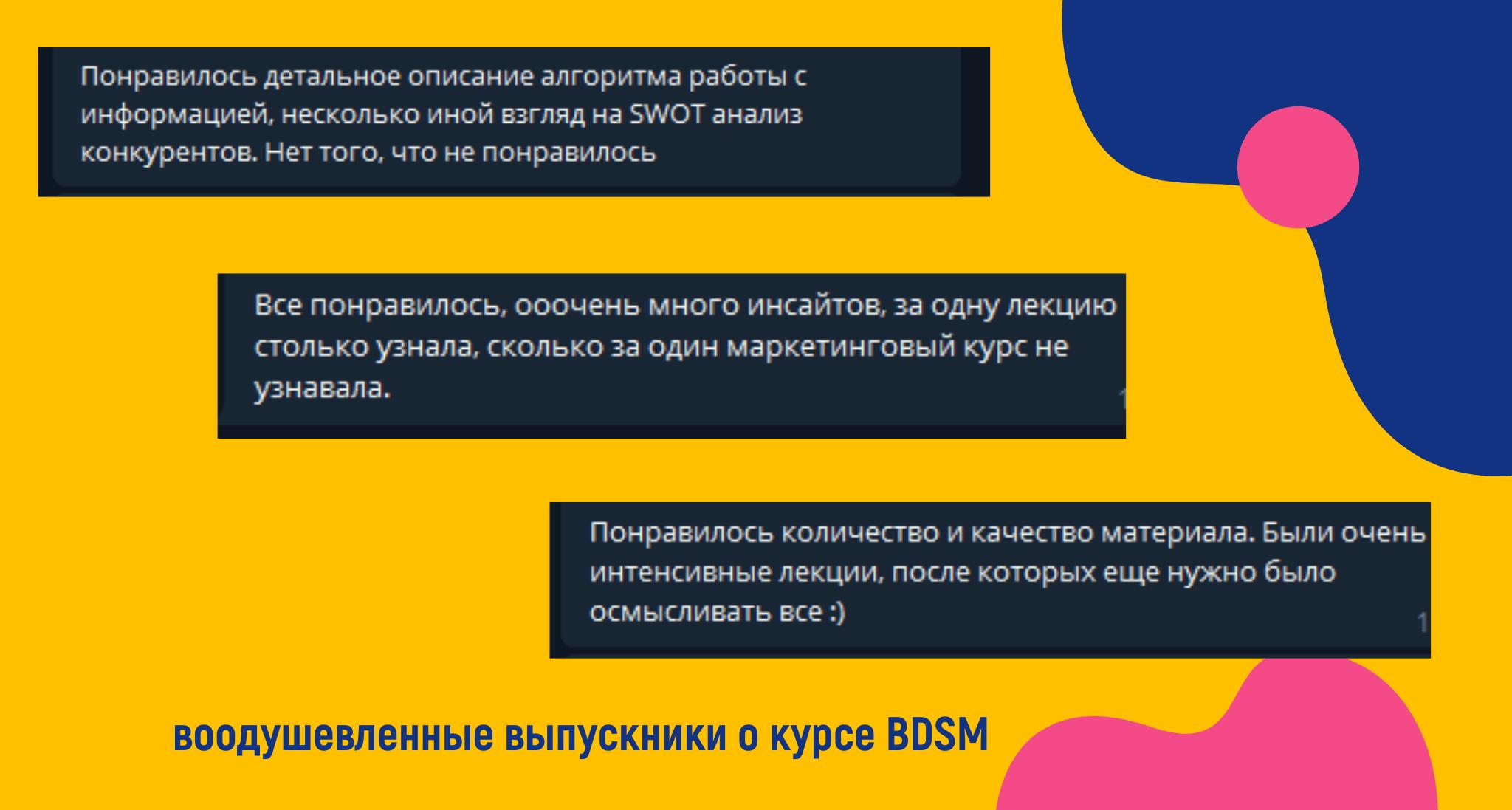 отзывы BDSM 8